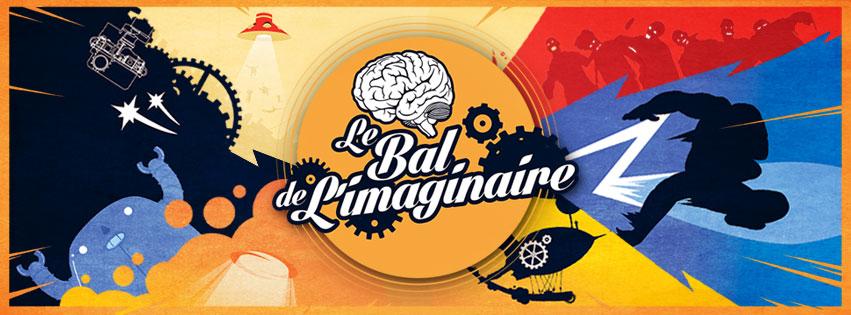 La billetterie en ligne du Bal de l'Imaginaire créée avec le logiciel de billetterie Weezevent!