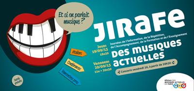 Le réseau de Musique Actuelle présente son utilisation de Weezevent pour la JIRAFE!
