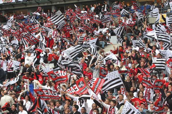 Fans En Avant de Guingamp Solution Cashless