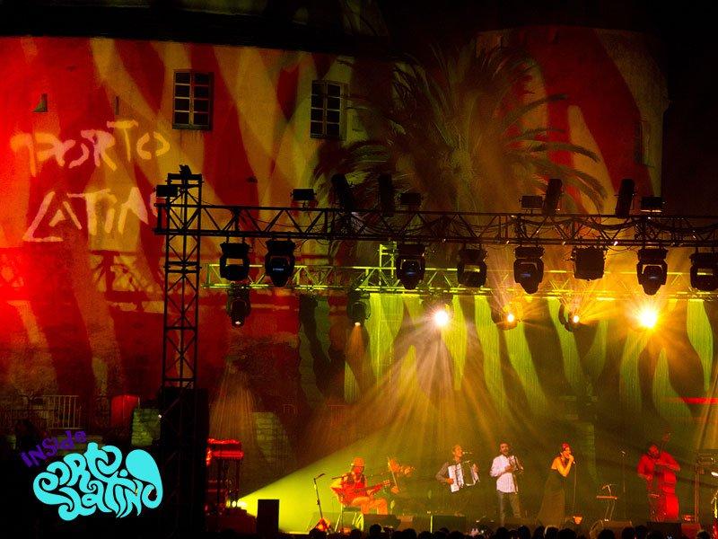 Festival musique latino américaine
