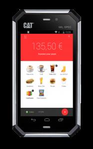 Caisse numérique cashless