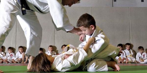 Le Judo commence dès le plus jeune âge
