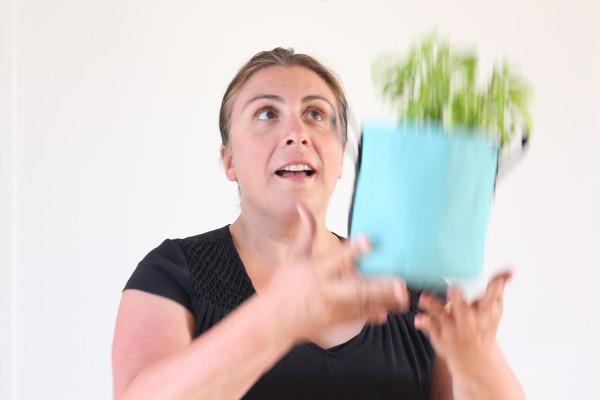 Jessica Kroon, auteur du blog aufouraumoulin.com