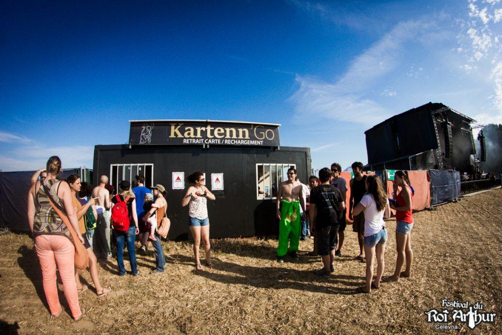 Le Kartenn'Go du festival du Roi Arthur